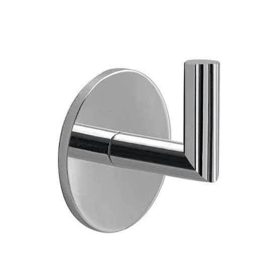 Nameeks Gedy Gea Collection Bathroom Hook, Chrome