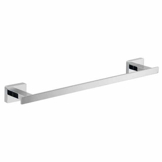 Nameeks Gedy Atena Collection Towel Bar, Chrome