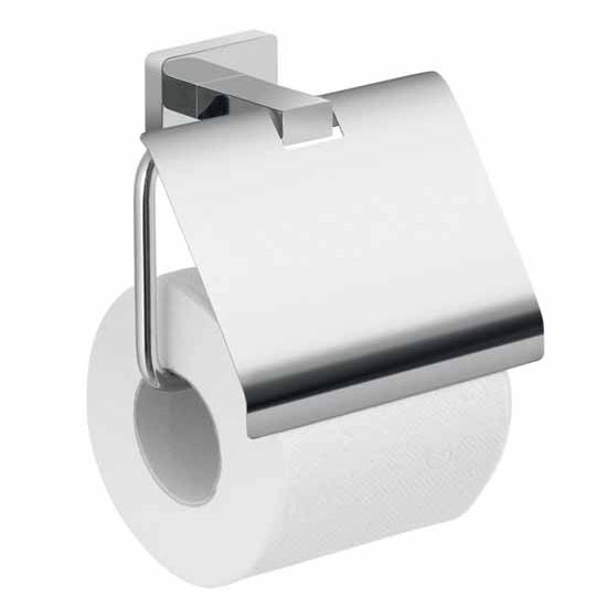 Nameeks Gedy Atena Collection Toilet Paper Holder, Chrome