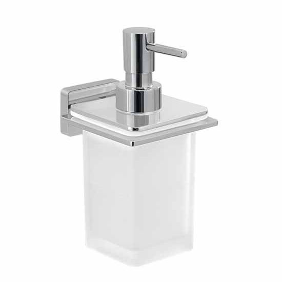 Nameeks Gedy Atena Collection Soap Dispenser, Chrome