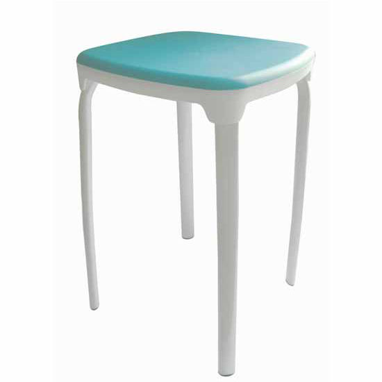 Nameeks Gedy Paride Collection Bathroom Stool