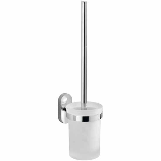 Nameeks Gedy Febo Collection Toilet Brush, Chrome