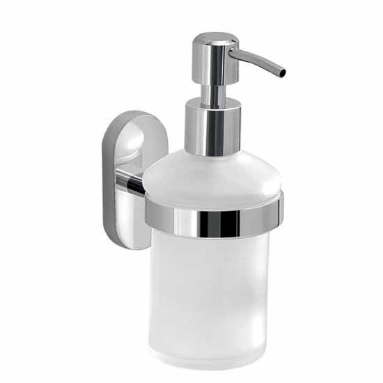 Nameeks Gedy Febo Collection Soap Dispenser, Chrome