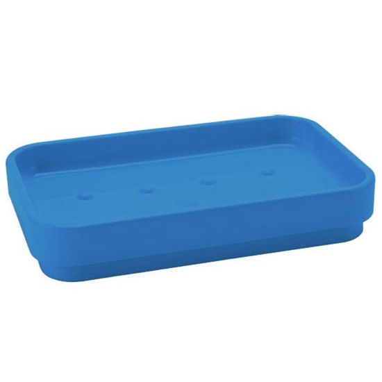 Nameeks Gedy Seventy Collection Soap Dish, Blue