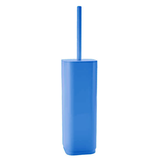 Nameeks Gedy Seventy Collection Toilet Brush, Blue