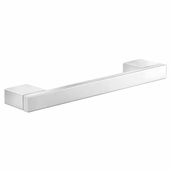 Nameeks Gedy Elba Collection Grab Bar, Chrome