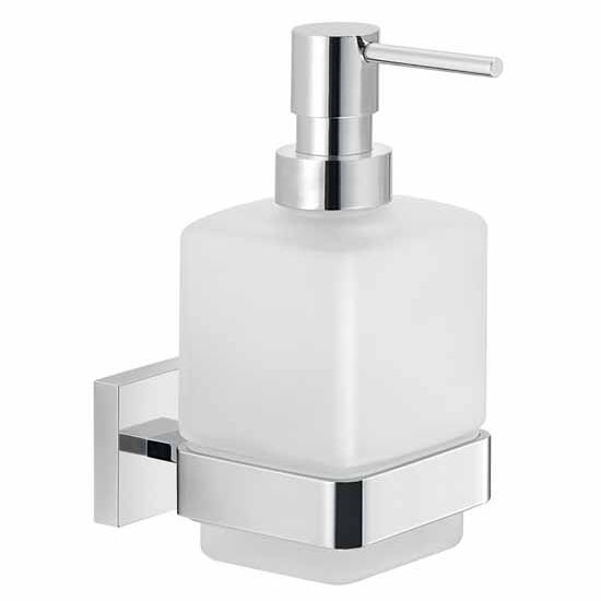 Nameeks Gedy Elba Collection Soap Dispenser, Chrome