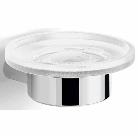 Nameeks Gedy Azzorre Collection Soap Dish, Chrome