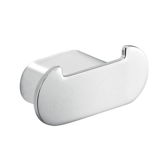 Nameeks Gedy Azzorre Collection Bathroom Hook, Chrome