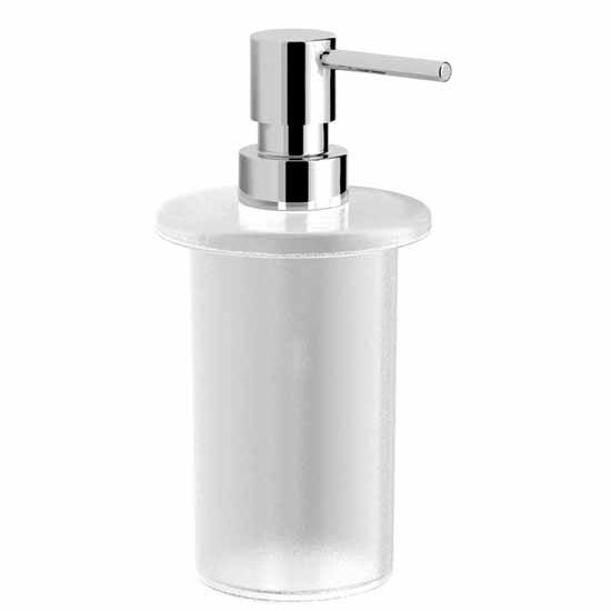 Nameeks Gedy Azzorre Collection Soap Dispenser, Transparent