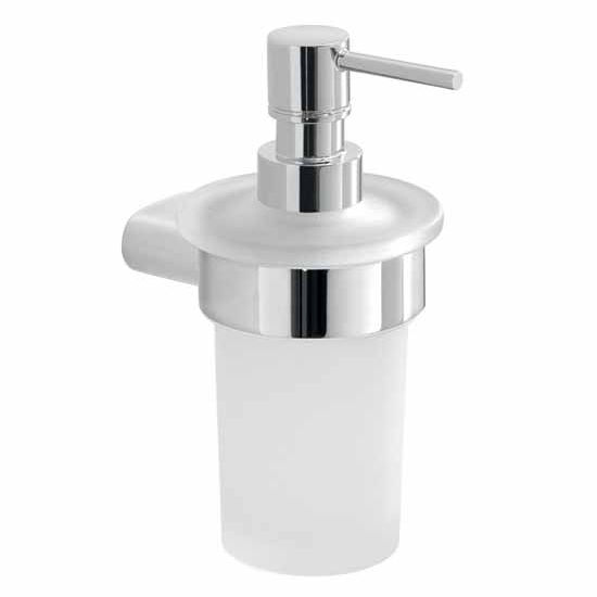Nameeks Gedy Azzorre Collection Soap Dispenser, Chrome