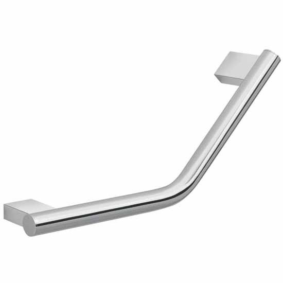 Nameeks Gedy Canarie Collection Grab Bar, Chrome