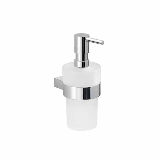 Nameeks Gedy Canarie Collection Soap Dispenser, Chrome