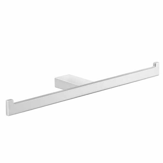 Nameeks Gedy Lanzarote Collection Toilet Paper Holder, Chrome