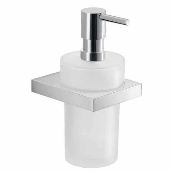 Nameeks Gedy Lanzarote Collection Soap Dispenser, Chrome