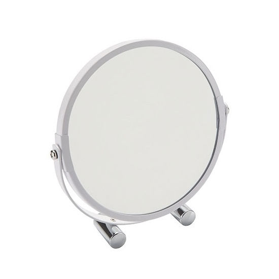 Nameeks Gedy Specchi Collection Makeup Mirror, White