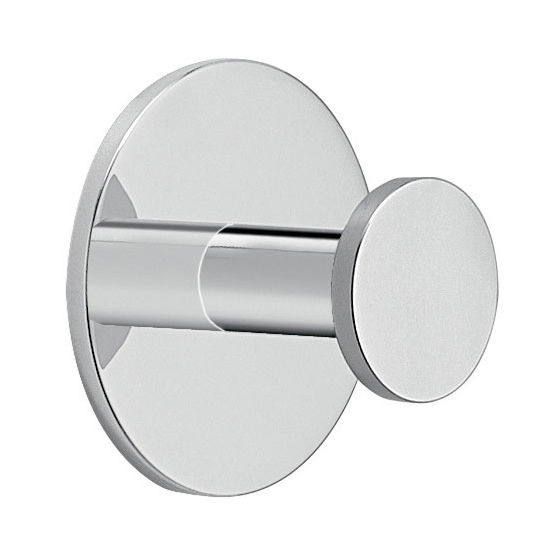 Nameeks Gedy Ustica Collection Bathroom Hook, Chrome