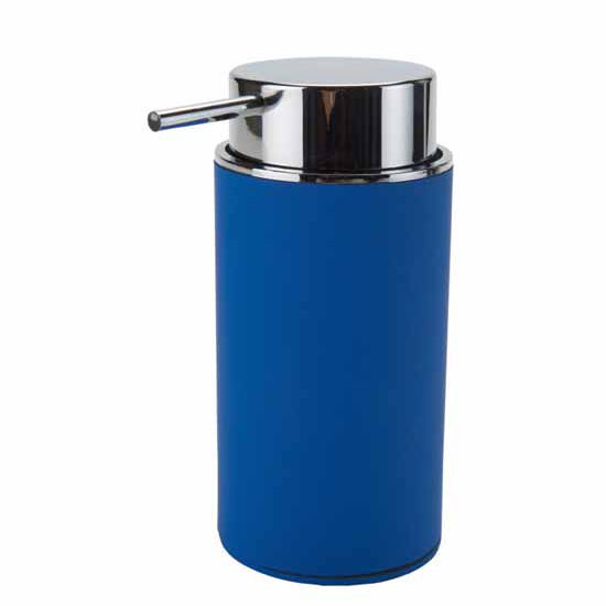 Nameeks Gedy Luna Collection Soap Dispenser, Blue