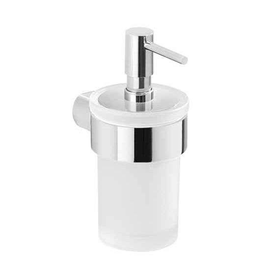 Nameeks Gedy Pirenei Collection Soap Dispenser, Chrome