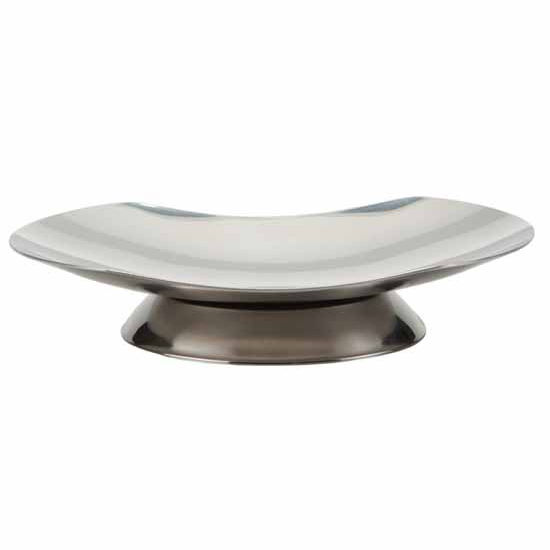 Nameeks Gedy Polaris Collection Soap Dish, Chrome