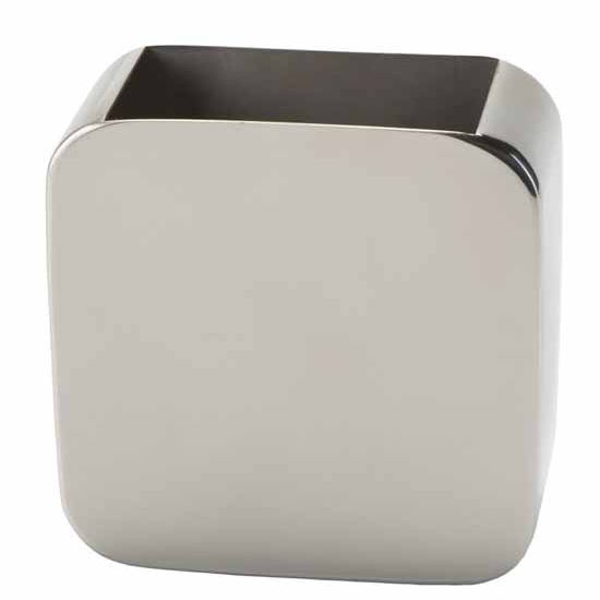 Nameeks Gedy Polaris Collection Toothbrush Holder, Chrome