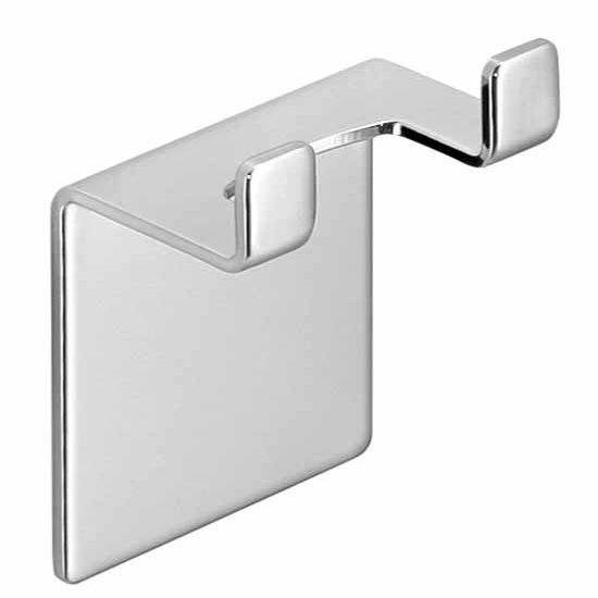 Nameeks Gedy Egadi Collection Bathroom Hook, Chrome