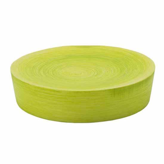 Nameeks Gedy Sole Collection Soap Dish, Acid Green
