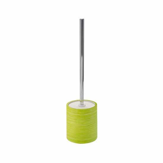 Nameeks Gedy Sole Collection Toilet Brush, Acid Green