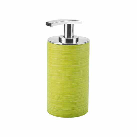 Nameeks Gedy Sole Collection Soap Dispenser, Acid Green