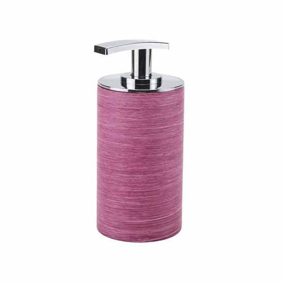 Nameeks Gedy Sole Collection Soap Dispenser, Purple