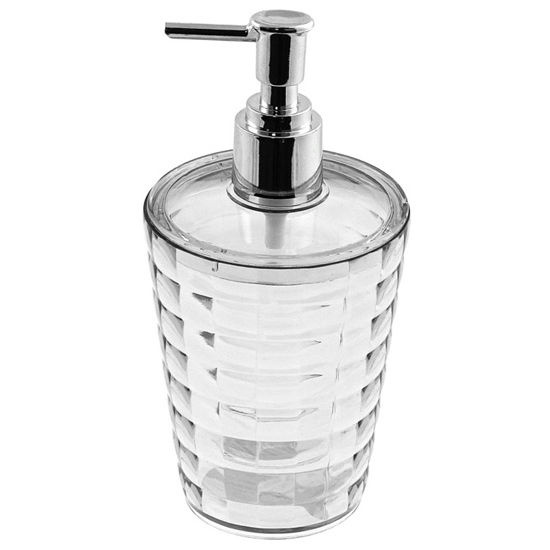 Nameeks Round Resin Soap Dispenser