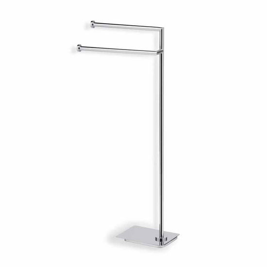 Chrome Towel Stand