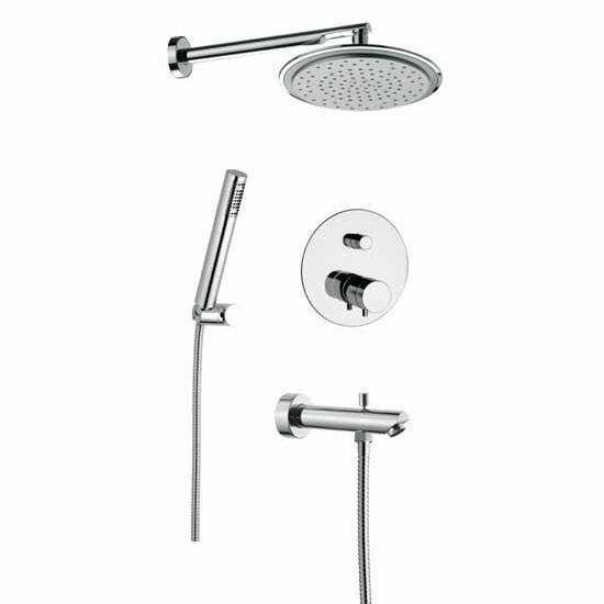 Nameeks Remer Minimal Collection Shower Set