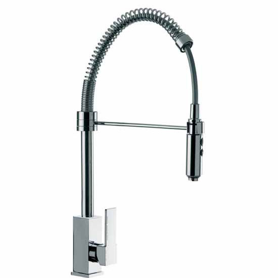nameeks remer gourmet collection deck mount kitchen faucet w