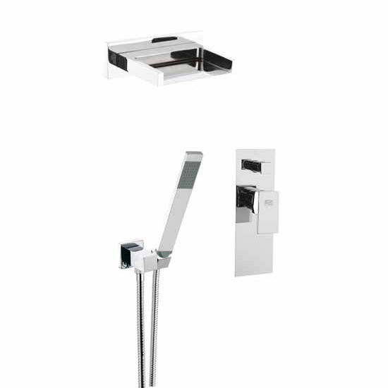 Nameeks Remer Flash Collection Bathroom Set