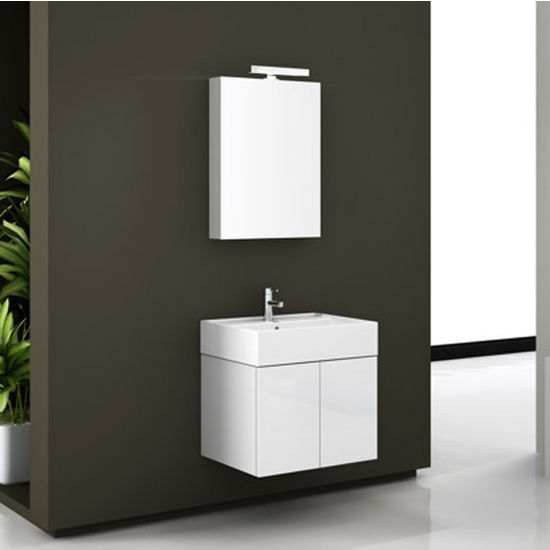 iotti by nameeks smile sm01 wall mounted single sink bathroom vanity in glossy white 23