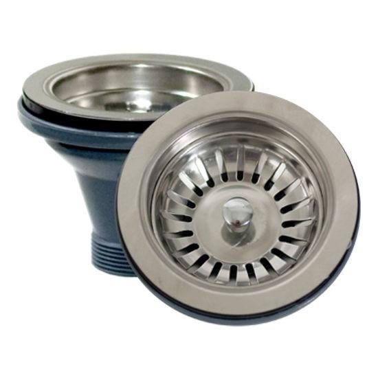 Premium Kitchen Collection Basket Strainer Kitchen Drain
