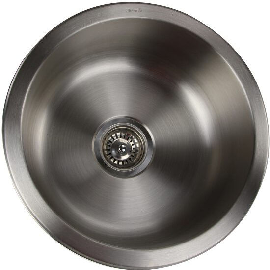 Nt Ns18 Quidnet Collection Round Undermount Stainless