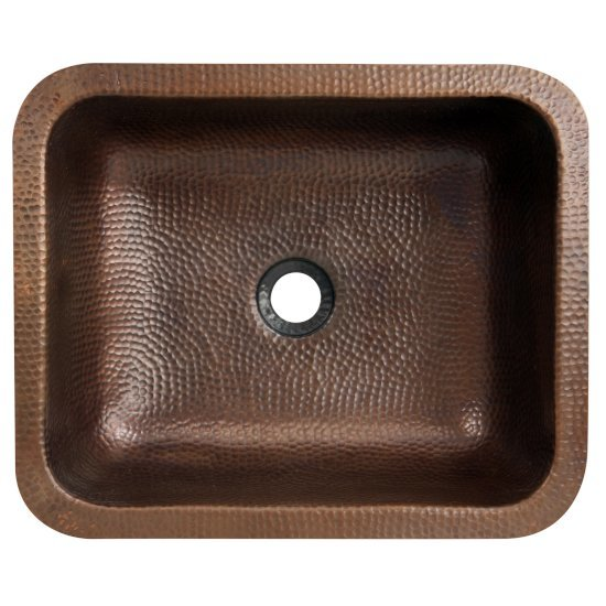 Copper Vanity Bowl Sink