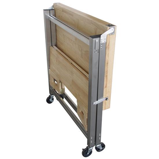 Kitchen Carts Kitchen Folding Carts By Oasis Kk 2001t4