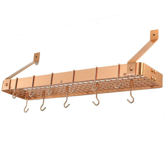 Pot Rack Bookshelf Rack - OD-104