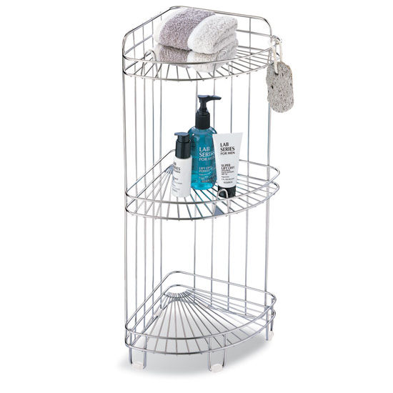 3 Shelf Corner Caddy by Neu Home