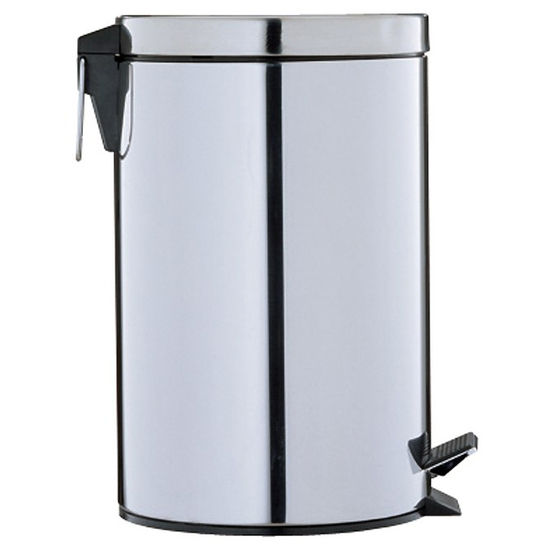 Neu Home Stainless Steel Step-On Trash Can