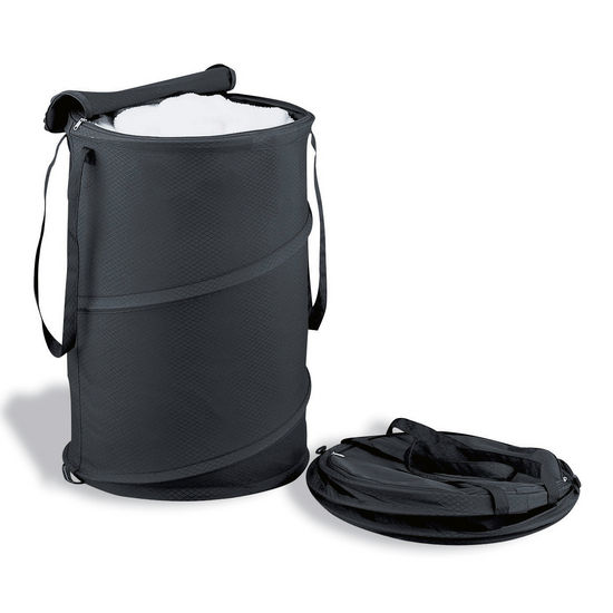 Neu Home Round Collapsible Hamper