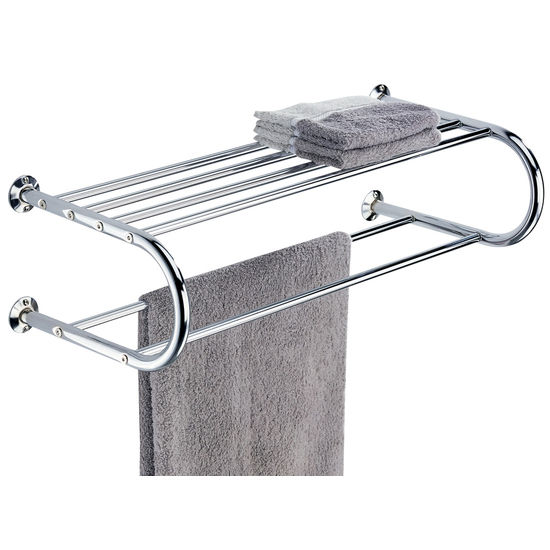 Shelf with Towel Rack by Neu Home