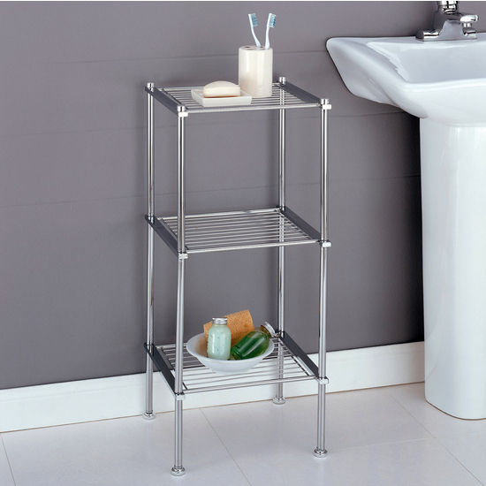 Neu Home Metro Collection 3 Tier Shelf