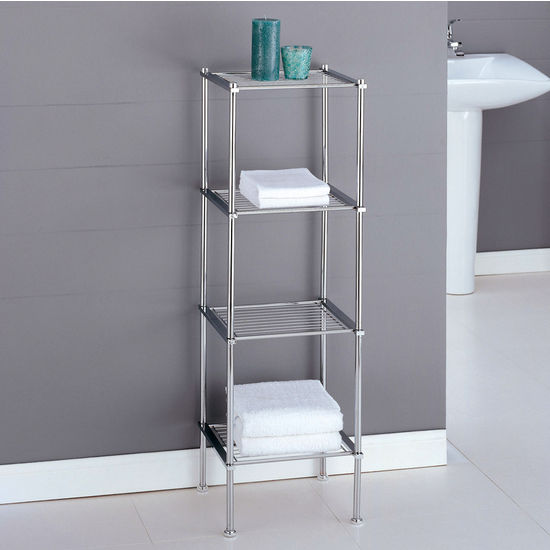 Neu Home Metro Collection 4 Tier Shelf