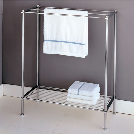Neu Home Metro Collection Towel Rack