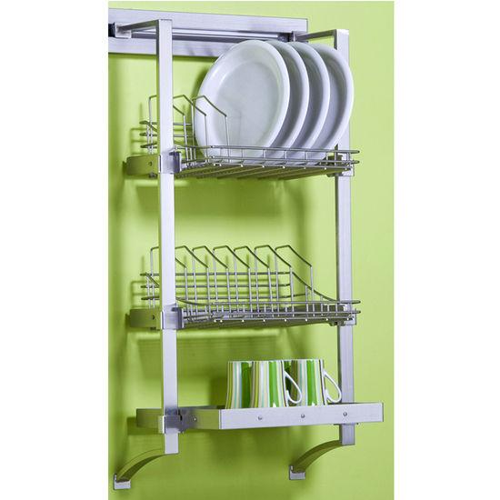 Pegrail 18 Plate Rack Set