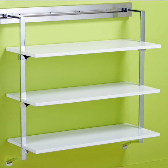 "pegRAIL 36"" Shelf Set"
